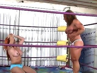 Fetish, Pornstar, Wrestling