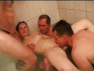 Sb3 18 Year Old Stepdaughter Fucks Stepdad And His Friends