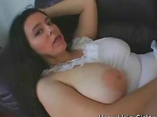 Beautiful Voluptuous Rebeka Kane Hairy Seattle Solo