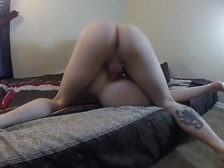 Anal Fucking And Ass Filled With Cum