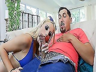 Step Bros Rock Hard Cock Getting Suck By Aspen Romandoff