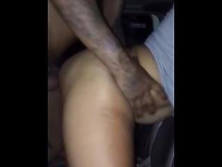 Couldn�t Wait To Fuck, We Fucked In The Car