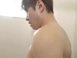Korean Softcore Collection Cute Girl Put Man Under Temptation Shower Sex