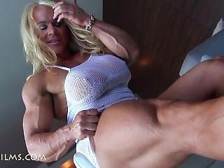 A. Y. Muscled Woman Video Part 3