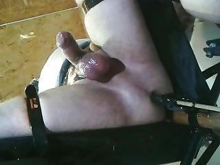 Femdom Bondage Cock Massage And Anal Sexmachine