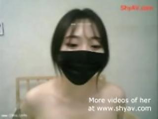 Korean Bj 5646 Famous Korean Webcam Girl With Giant Tits