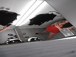 Dressing Room Spy
