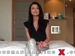 Casting Hard Ania