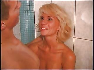 Russian Milf In Spa Room