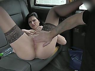 Amateur, Babe, Blowjob, Brunette, Cream, Creampie, Public, Pussy, Reality, Tight, Tight Pussy