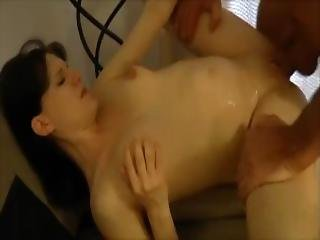 Pregnant Girl Blow My Cock And Fucking With Creampie