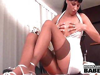 Jessica Sanchez In Stockings