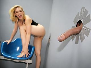 Kagney Linn Karter Sucks Bbc At Gloryhole