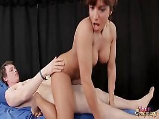 Milf Massage And Fuck