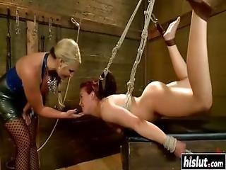 Kinky Girls Enjoy Some Hardcore Bdsm