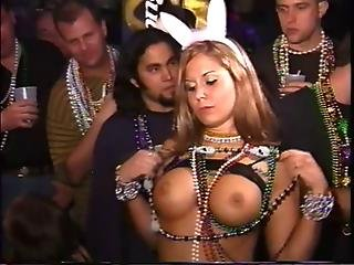 Famous Mardi Gras Girl Gets Fucked....again