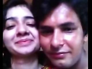 Pakistani Couple Honeymoon