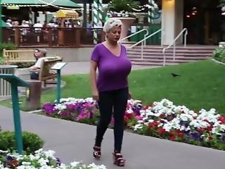Big Tit Claudia Marie Bodyguard