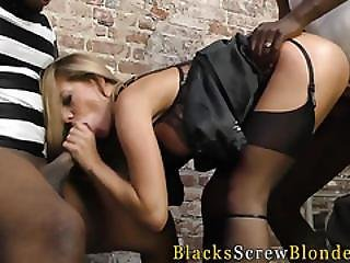 Bbc Slut Spunked Prison