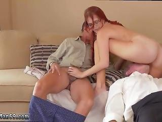 Old Man Cumshot And Bisexual Old Guy Frannkie And The Gang Take A Trip