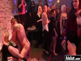 Party Girls Know How To Pleasure Cocks