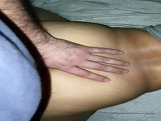 Wifes Fat Ass Shaking While Getting Fucked