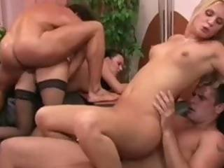 Orgy In The Lounge