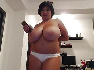 Bbw, Big Boob, Boob, Melons, Oiled, Softcore, Webcam