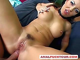 Omg! Check This Ass To Mouth From Mrs Nice Tits!