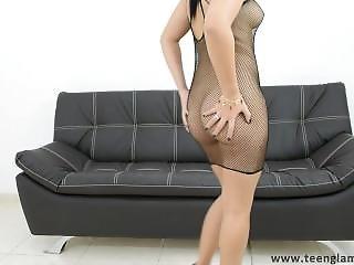 Thais Latina Fishnet