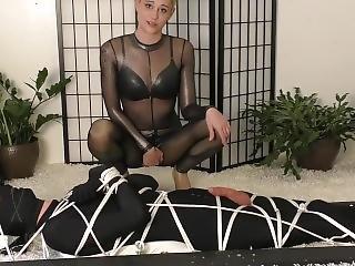 Obciąganie, Bondage