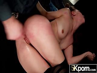 5kporn Izzy Lush Covered In Cum At 60fps