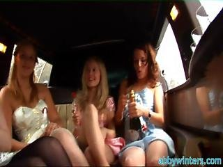 Limo Girls - 1