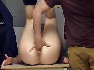 Teachers Pussy Destroyed In Class