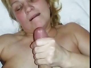 Mom Blowjob