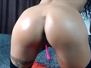 01 Nov 2017 - I Get My Ass Ready For A Huge Dildo