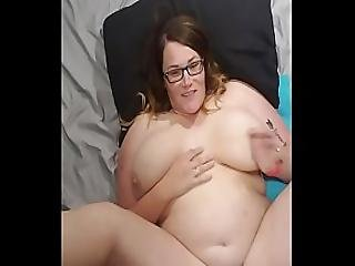 Bbw Wife Fucked And Cum On Face Tits And Belly A