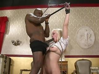 White Whore Sold To Bbc For Rough Sex And Domination