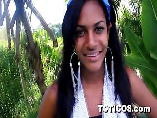 Pyt Dominican Teen