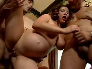 Daddy S Friends Gangbang His Pregnant Daughter
