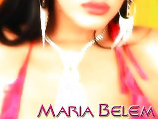 Maria Belen Is Hungry For Cock