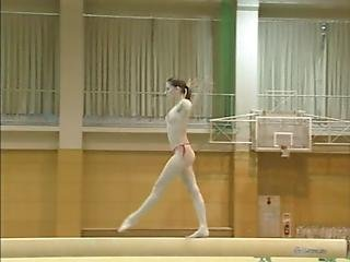 Goldbird - Olympic Gymnasts Topless And Nude Dvdrip