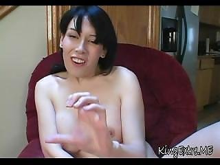 Best Tranny Jerk Off Session Ever
