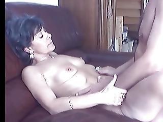 Carill On Sofa Micked Then Suck And Fuck Boyfriend