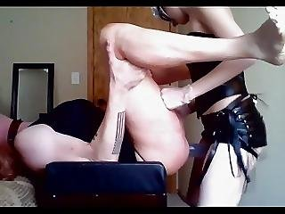 Femdom At Home