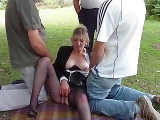 Outdoor Mature Fuck