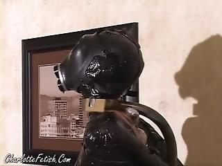 bondage, fetish, solo, vintage, vrouw