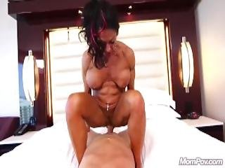 60yo Fit Body Builder Milf Anal Sex Will Pump You Up