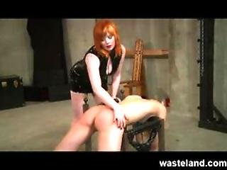 The Art Of Bdsm Fantasy Domination Play