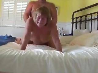 amateur, gros téton, blonde, couple, mature, milf, sexe